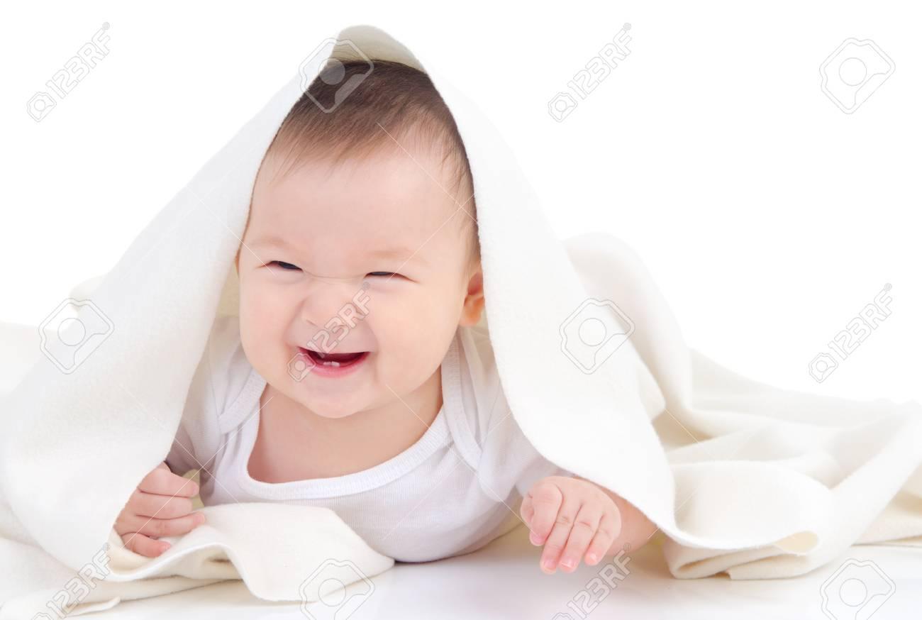 Asian baby blanket