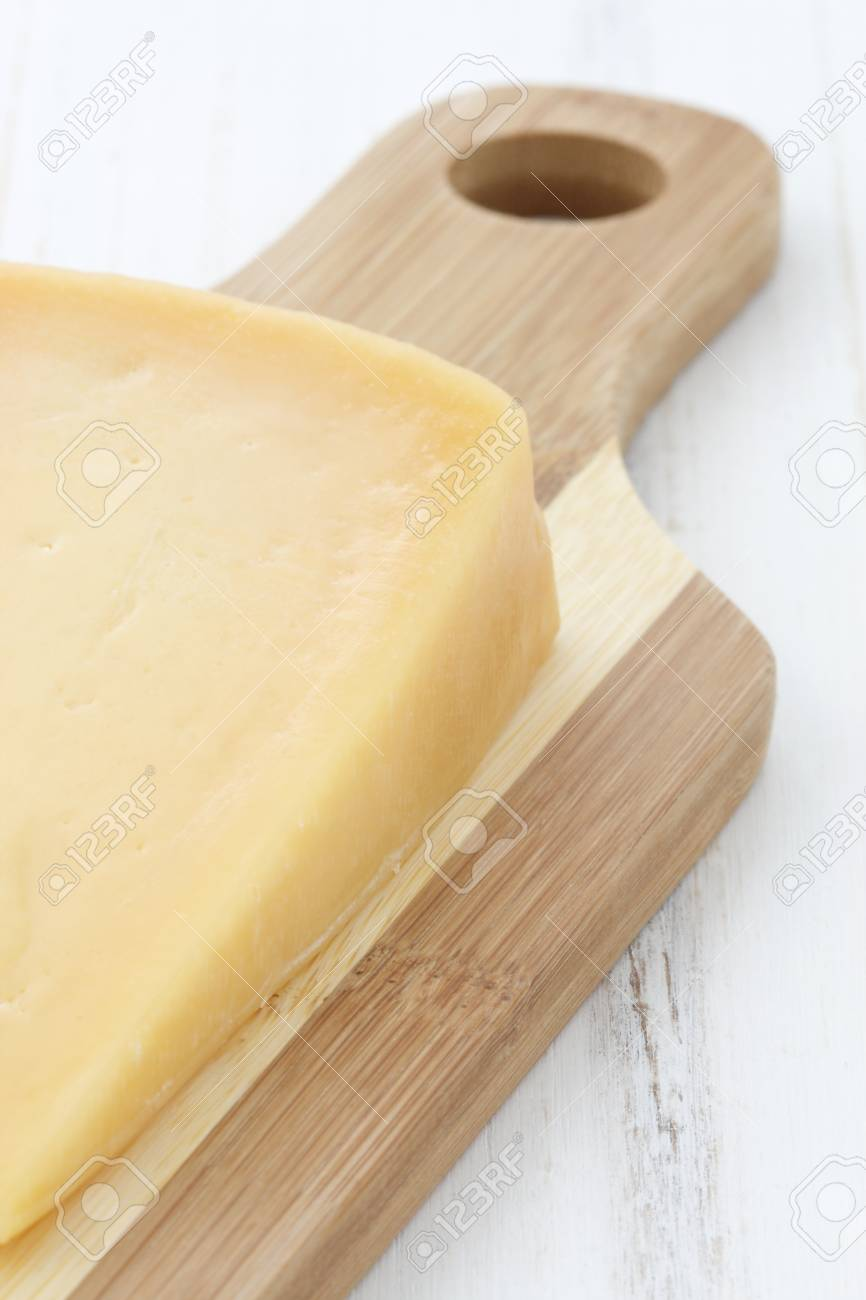 Delicious gourmet aged cheddar cheese, one of the world's most