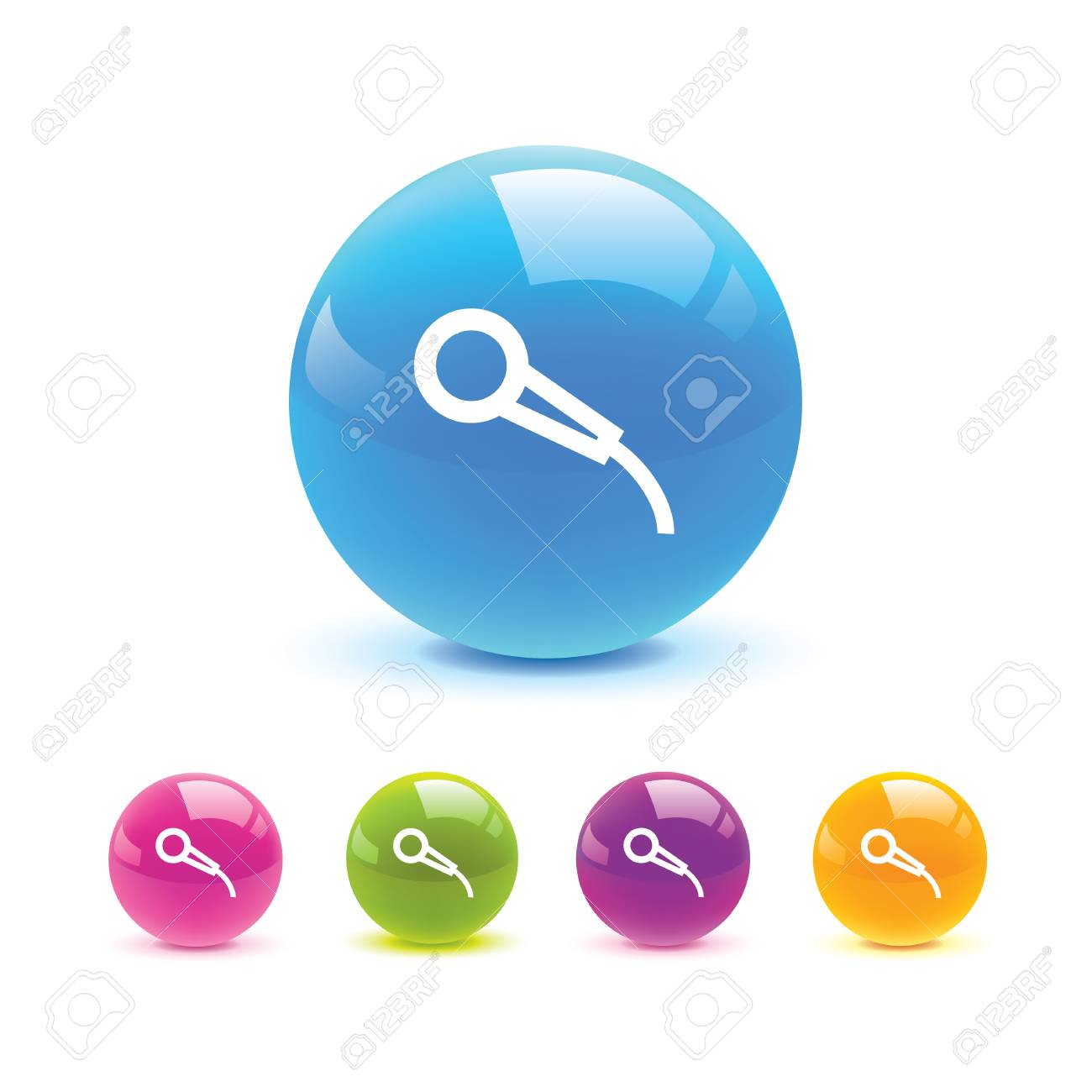 icon web set for use Stock Vector - 19734226