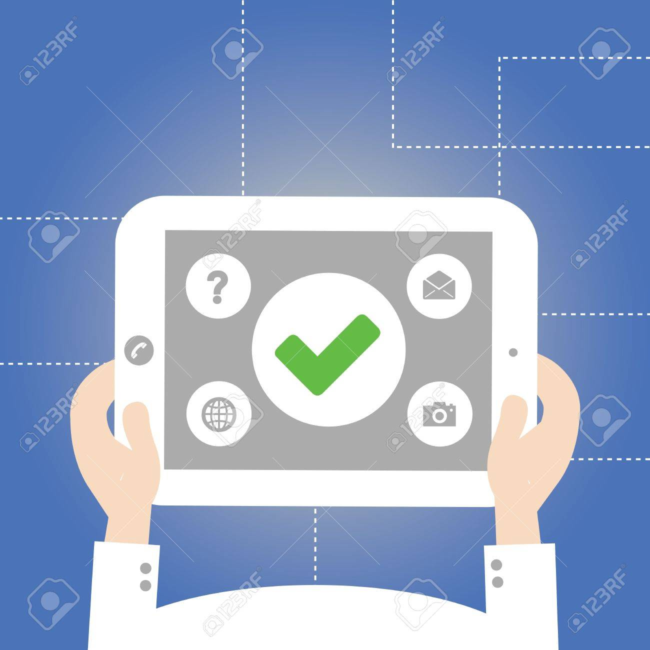 technology style for use Stock Vector - 21137553