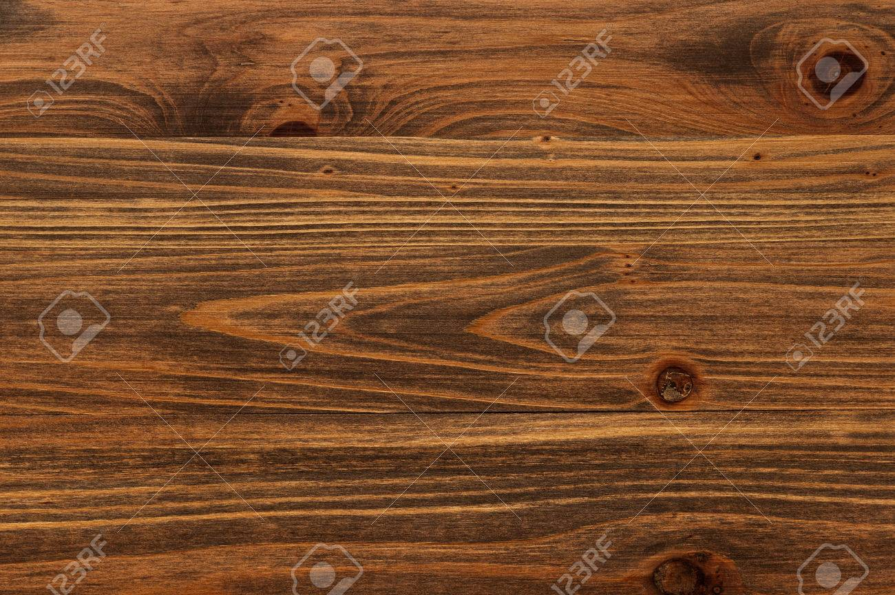 dark hardwood background. Vintage Wood Texture Background. Dark Brown Panels. Horizontal Grain. Stock Photo - Hardwood Background A