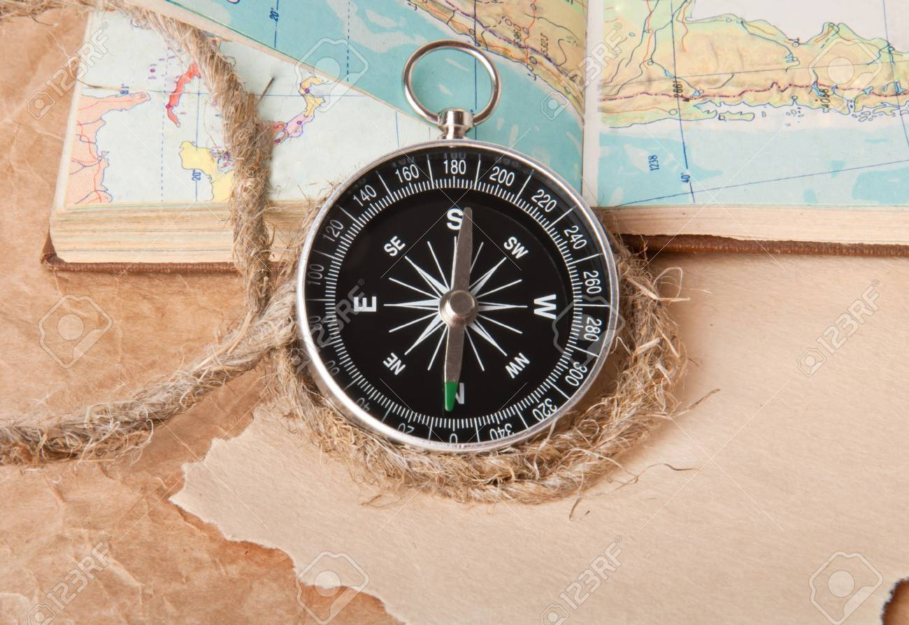 Compass Stock Photo - 14750687