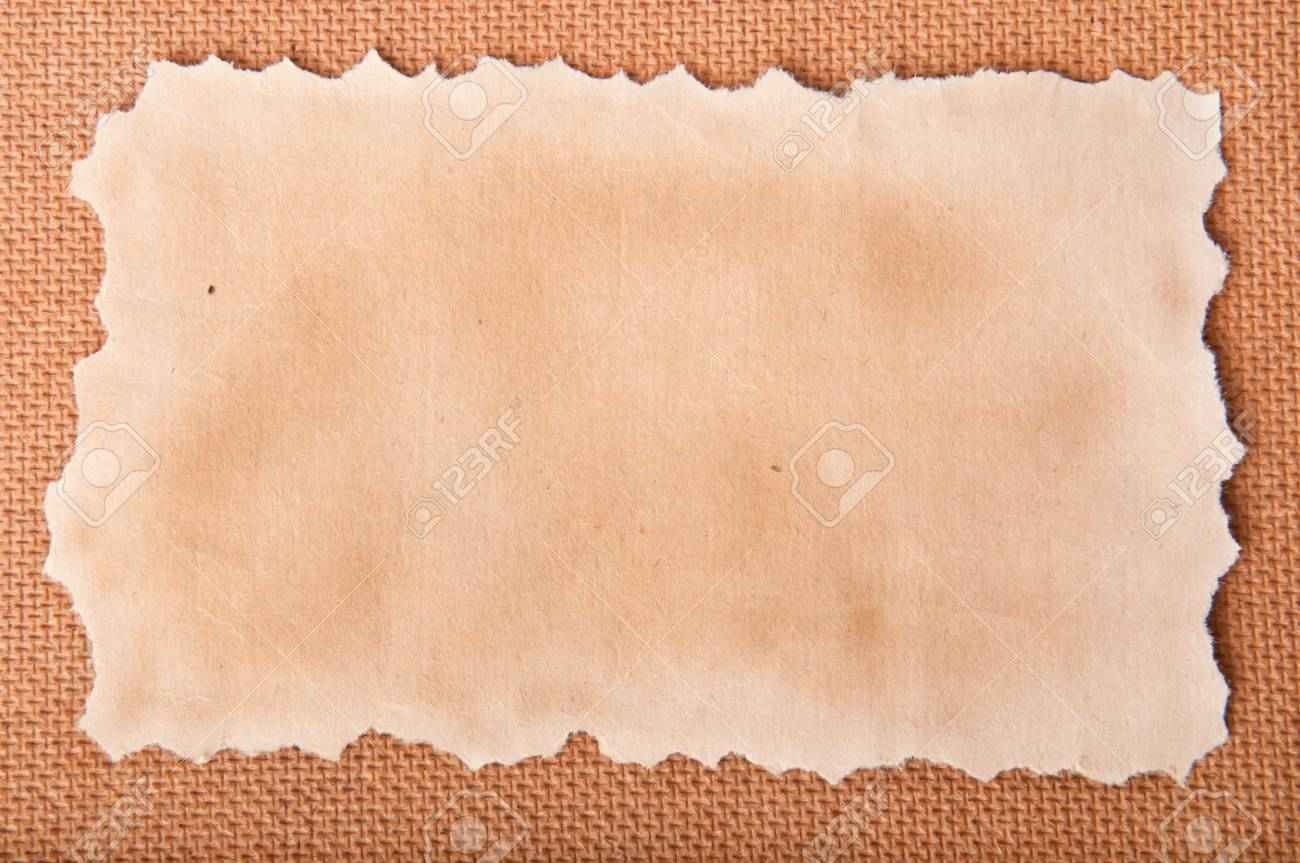 Old paper Stock Photo - 14750692