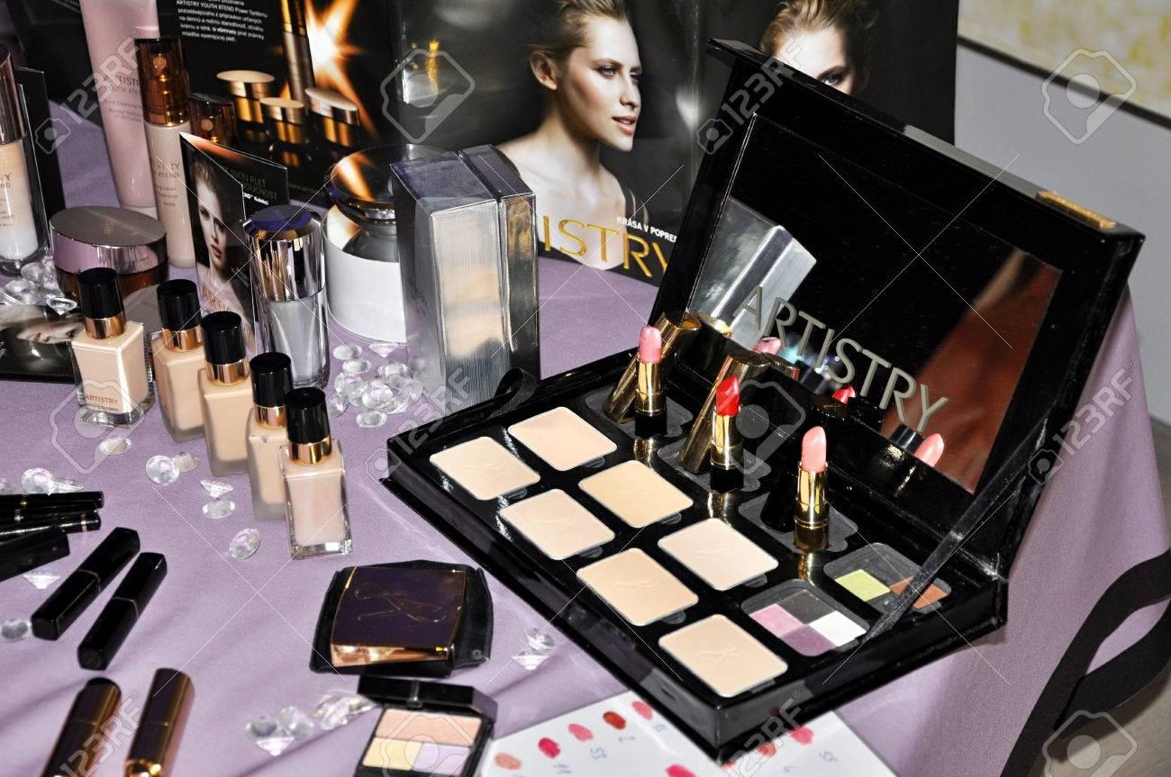 Artistry makeup 2015