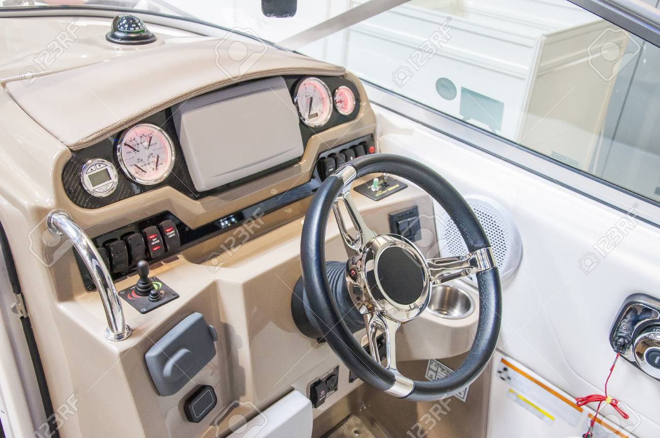 Image Seagoing Luxury Stock Free 89581081 Photo Closeup Of Yacht Image And Cockpit Royalty Picture