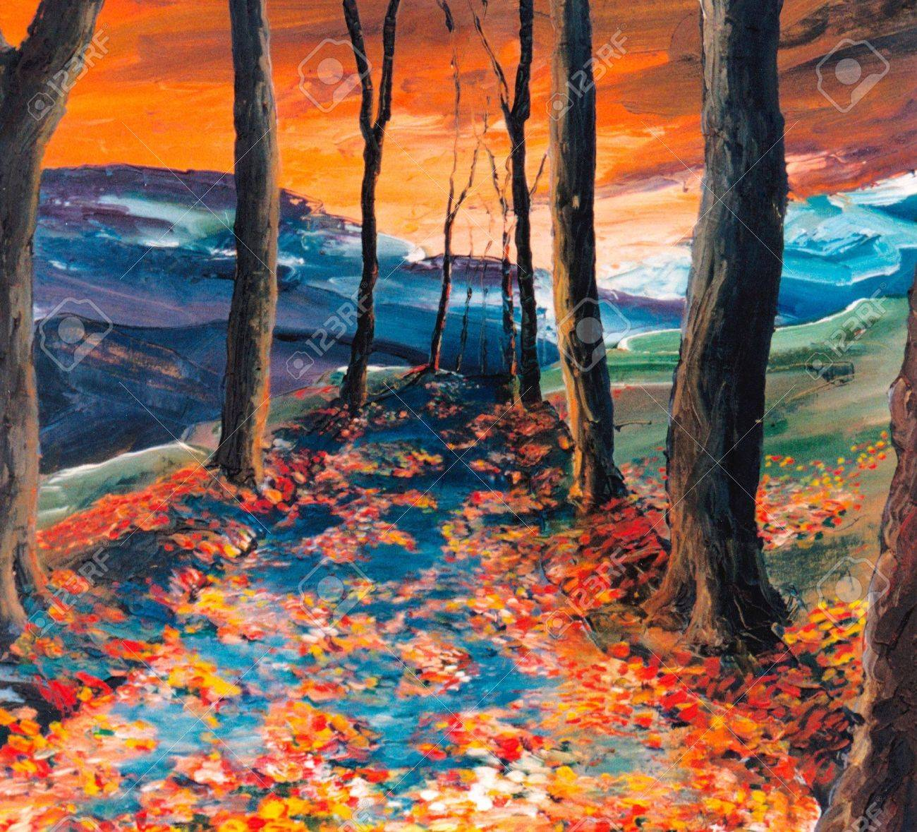 Autumn - I am author of this image Stock Photo - 333834