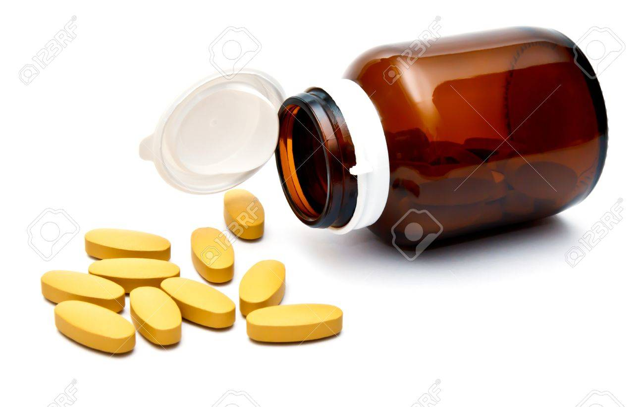 La vitamine C Banque d'images - 11408846