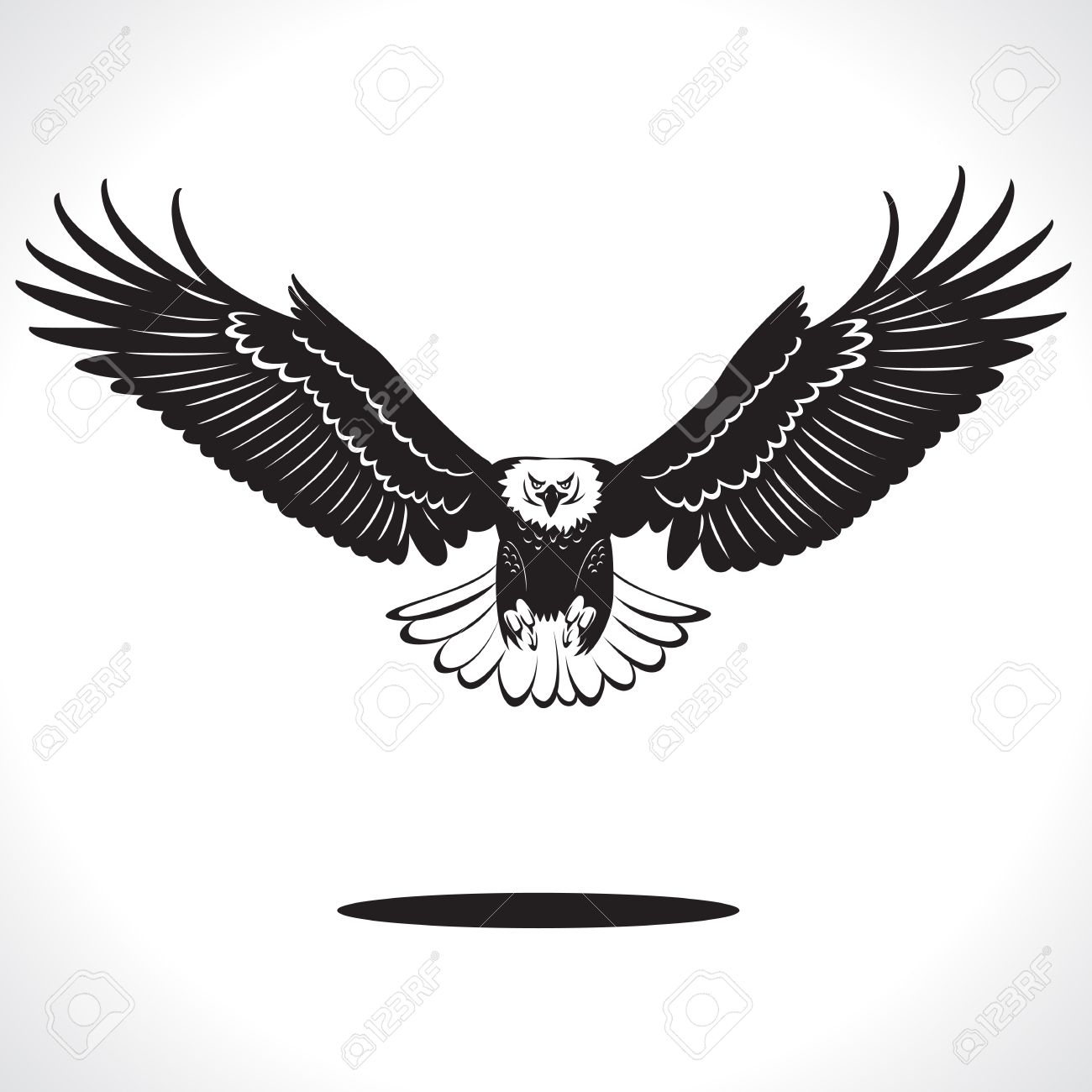cartoon eagle stock photos royalty free cartoon eagle images and