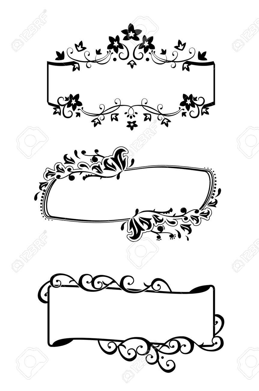 frames set / vector / easy to change - 5304797
