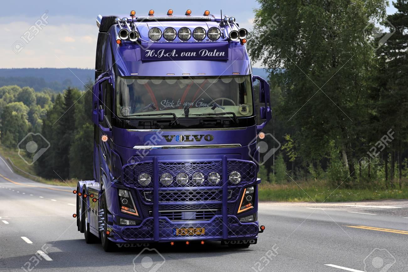 Ikaalinen Finland August 10 2017 Beautifully Customized