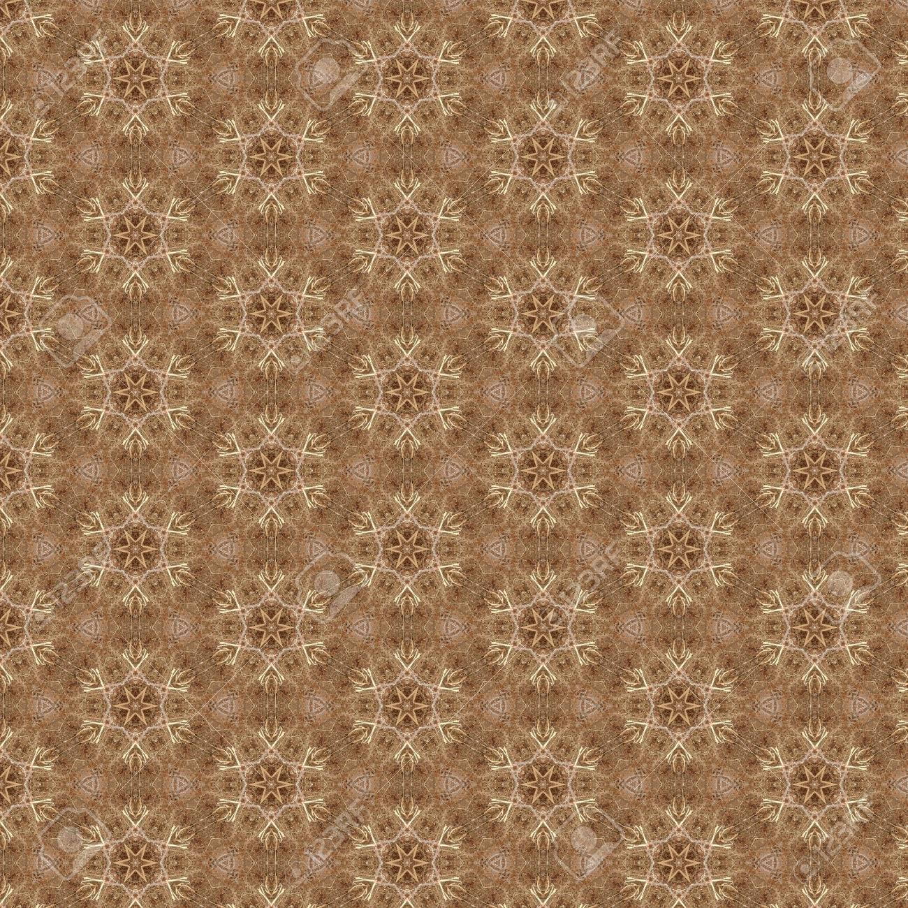 Vector Vintage Floral Background. Hintergrund Für Design Und Mode ...