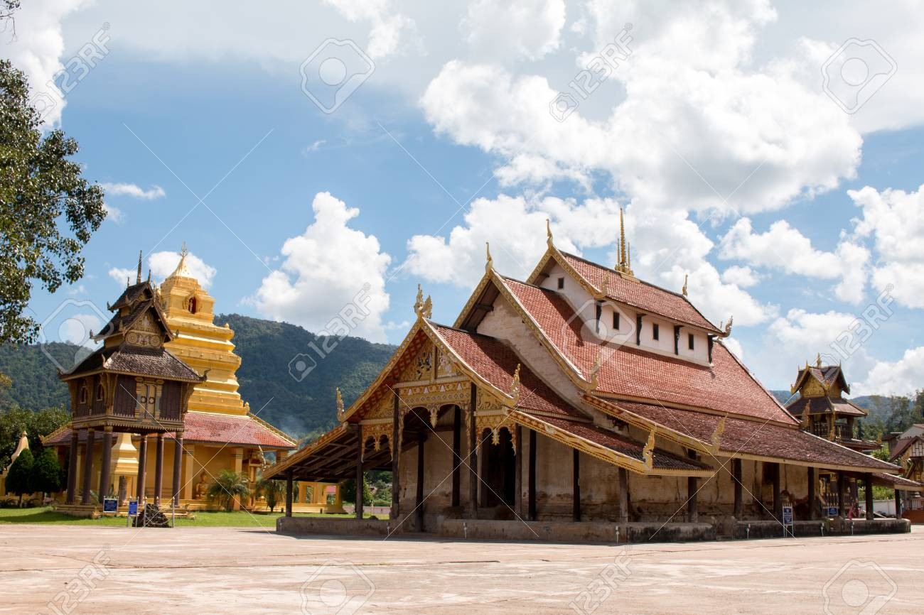 Landscape of wat sri pho chai temple symbol of na haeo stock photo landscape of wat sri pho chai temple symbol of na haeo stock photo 87174726 biocorpaavc Gallery