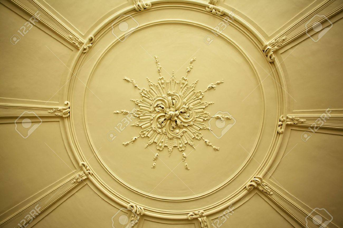 Moulding In Plaster Stock Photos. Royalty Free Business Images