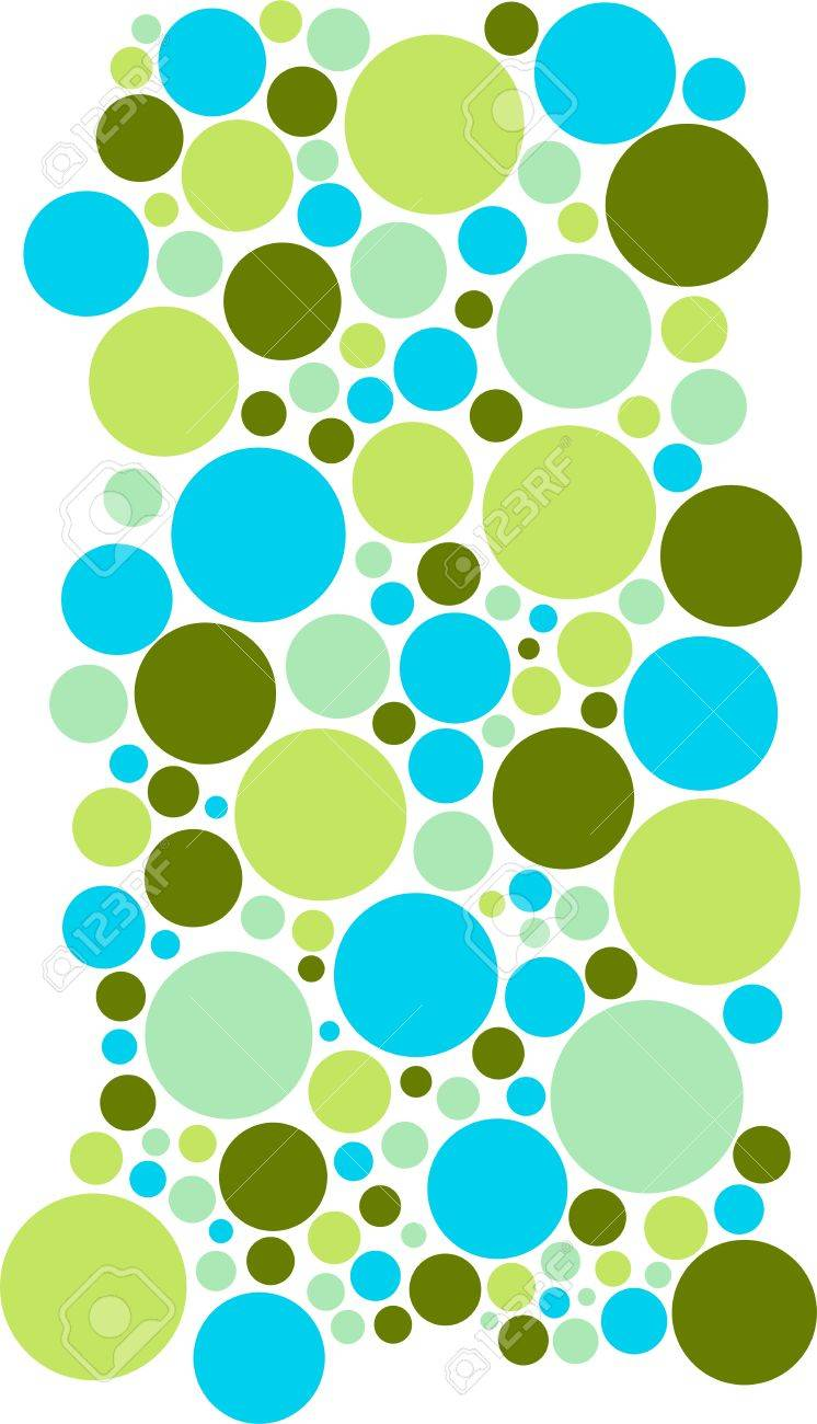 Couleurs Froides Vert, Olive, Citron Vert, Turquoise, Bleu ...