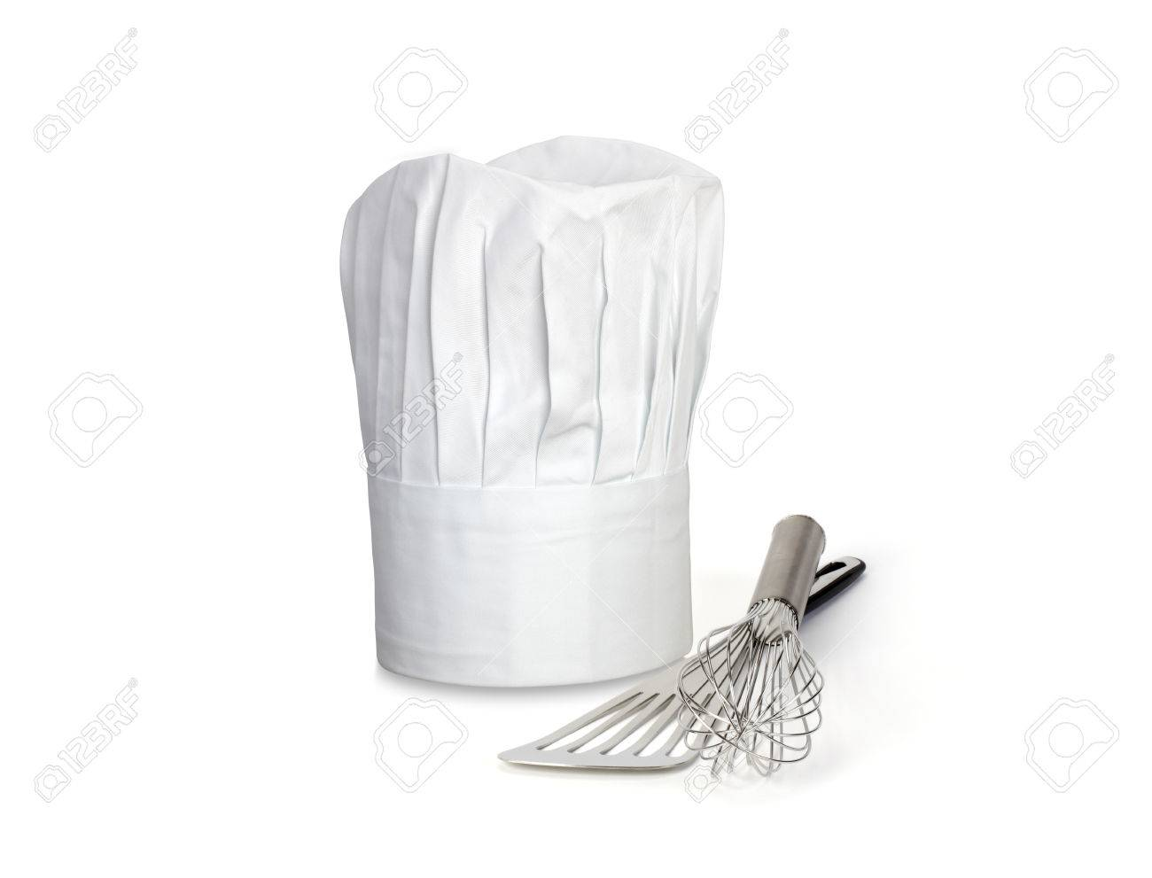 Chef Hat and utensils - 45972429