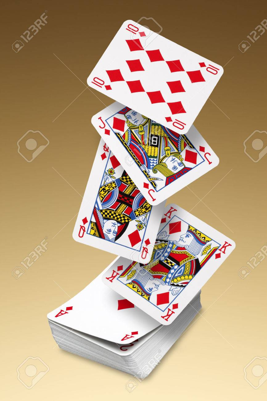 Playing Cards - 45934348