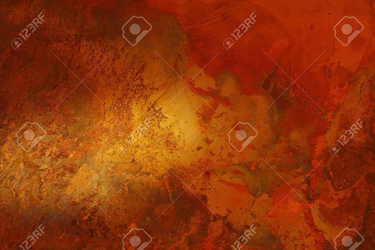 Copper background - 46379208
