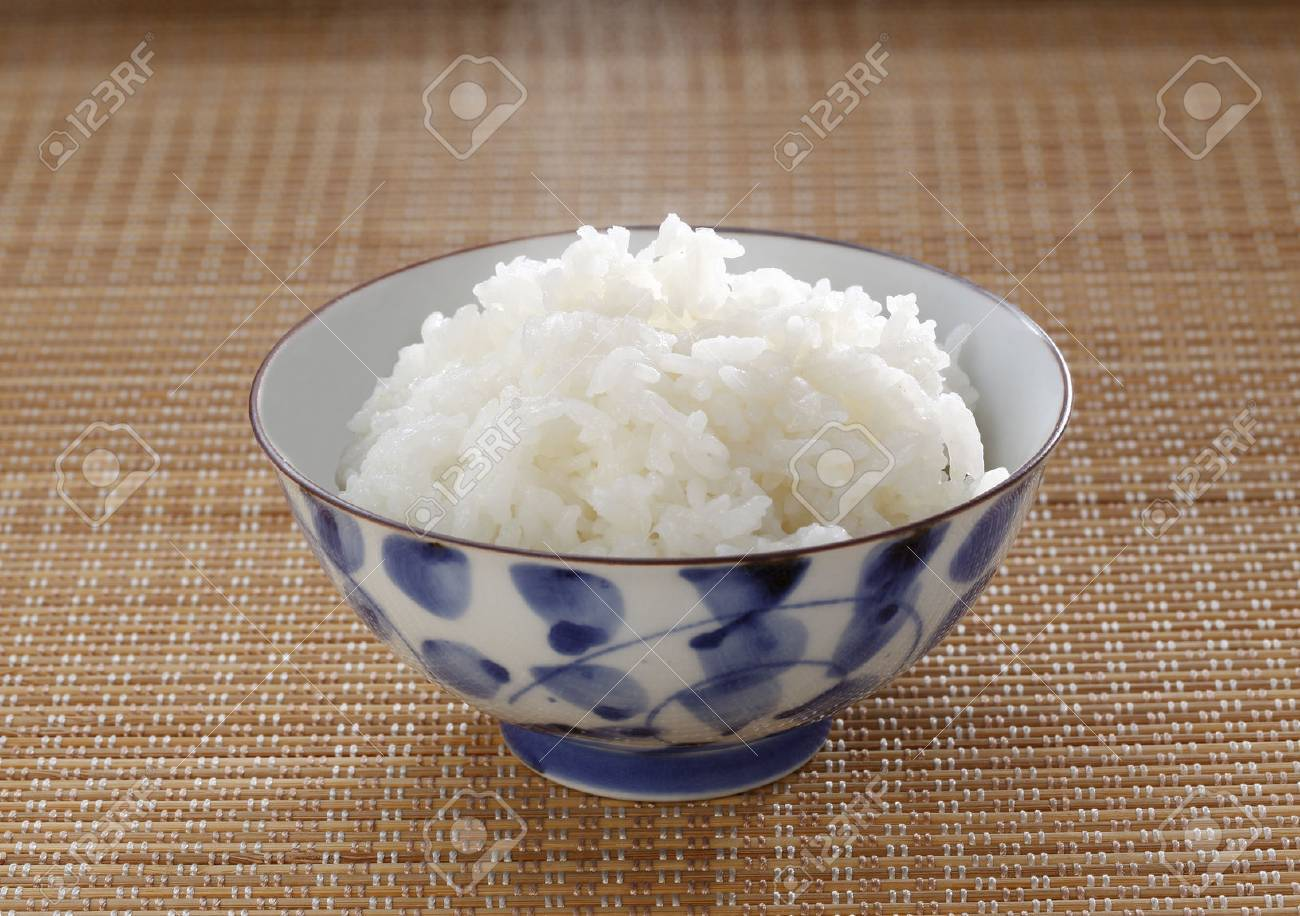 RiceSteamed White rice - 51739267
