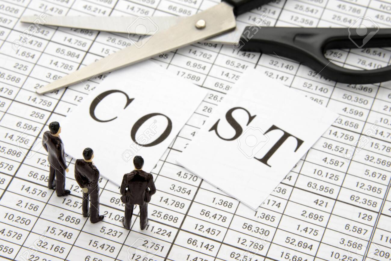 Business team to think about cost reduction - 150519460