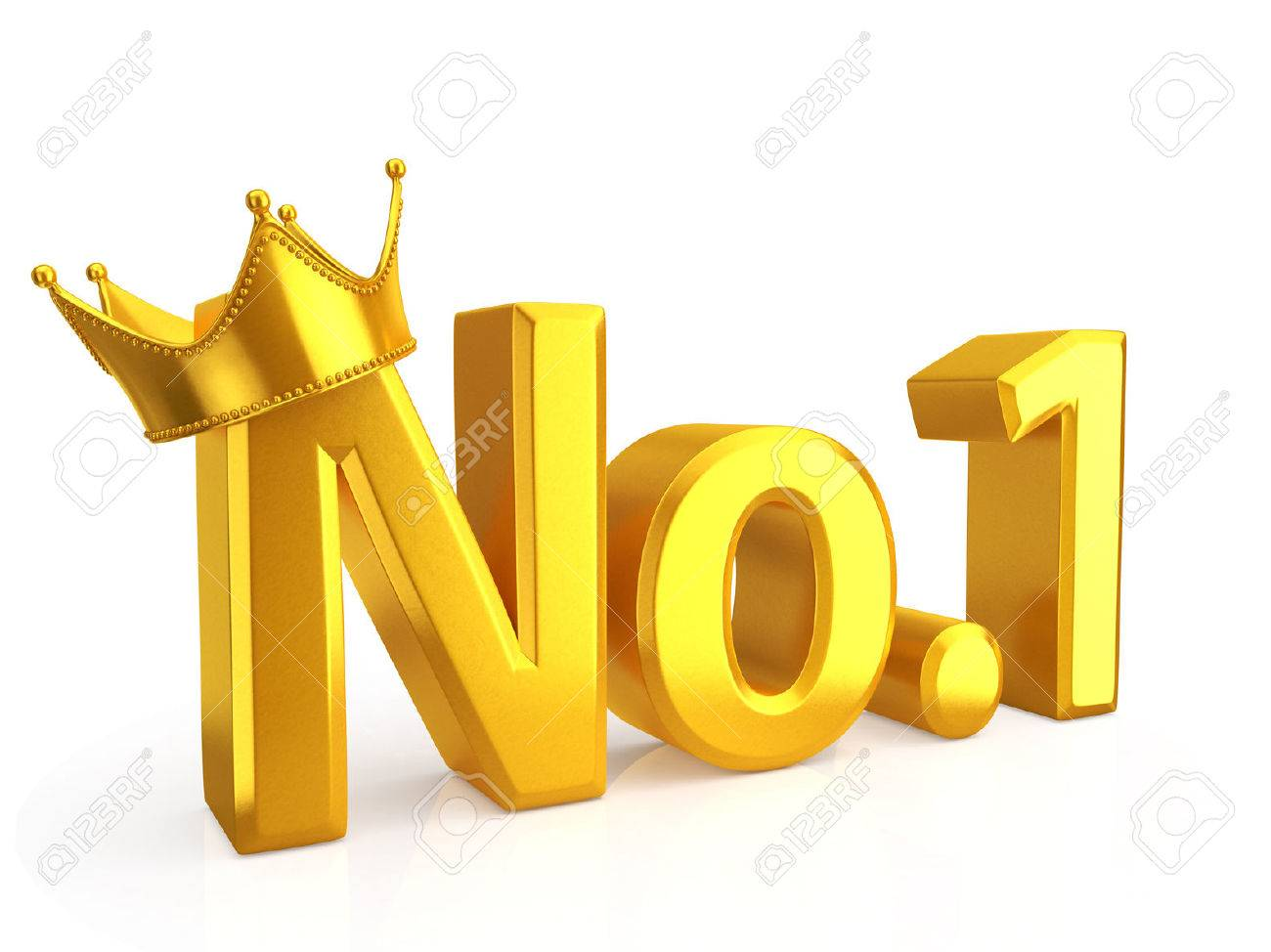 golden number one stock photo picture and royalty free image image
