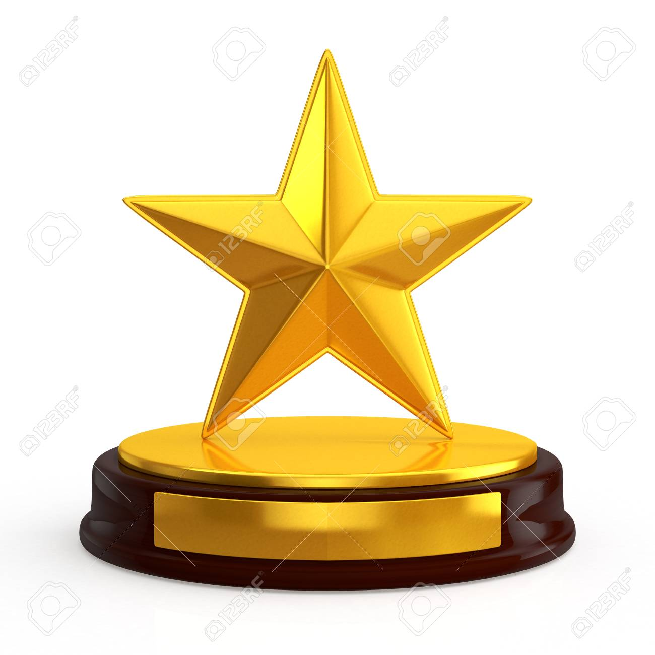 Star Trophy Stock Photo Picture And Royalty Free Image 67248317