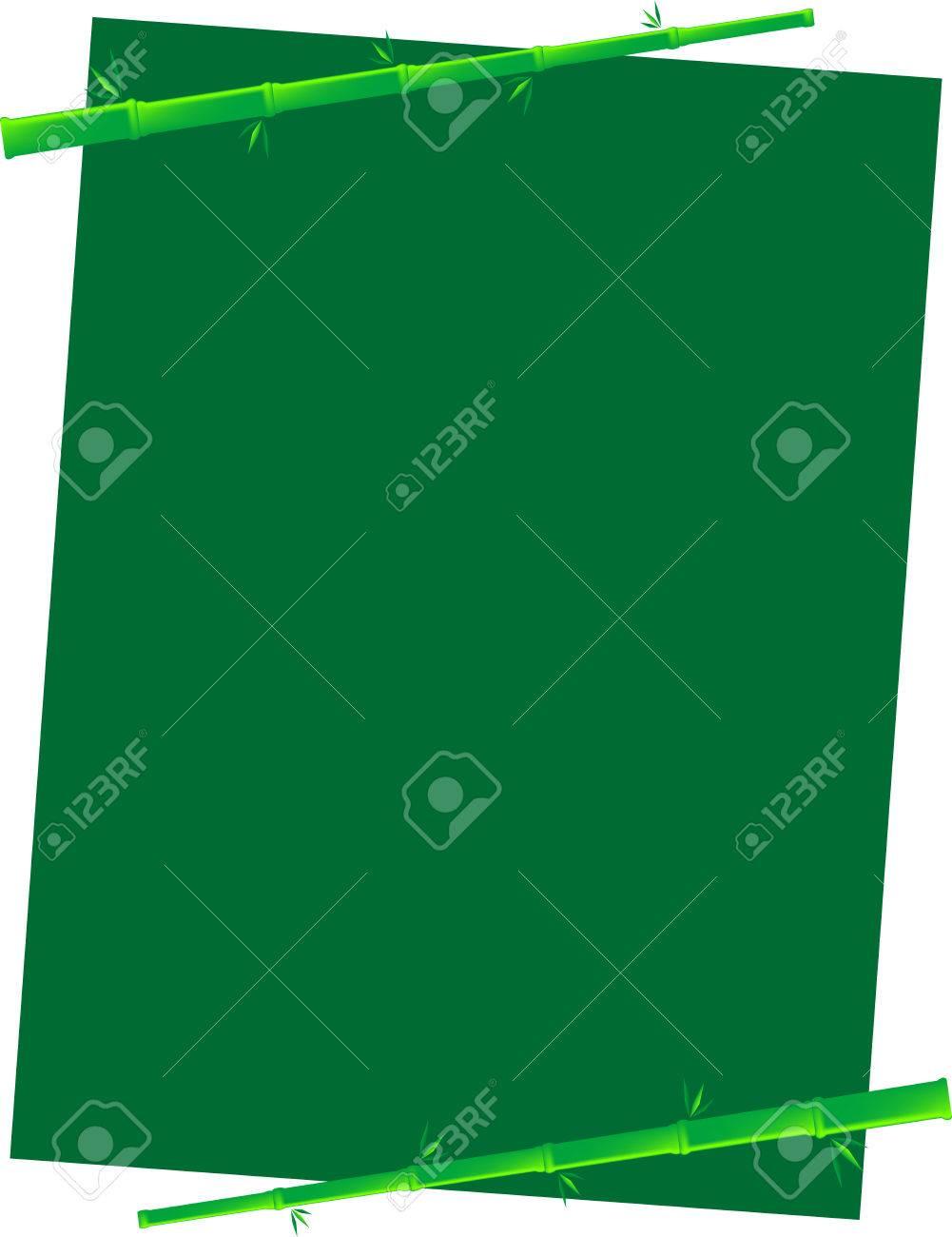 Sfondo verde vettoriale
