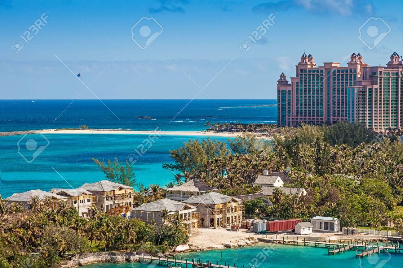 Paradise Island in Nassau, Bahamas - 25837257
