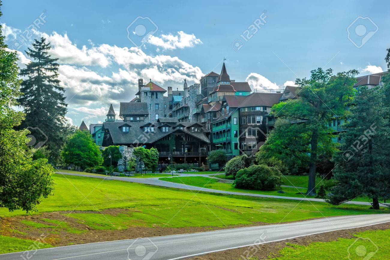 mohonk mountain house old fashioned hotel nestled in the