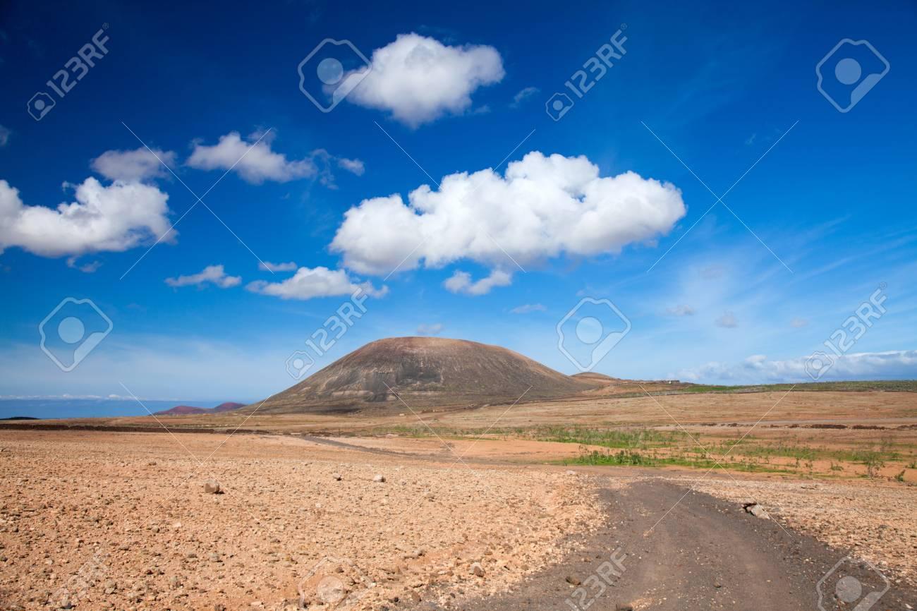 Inland Fuerteventura, Canary Islands Stock Photo - 16878306
