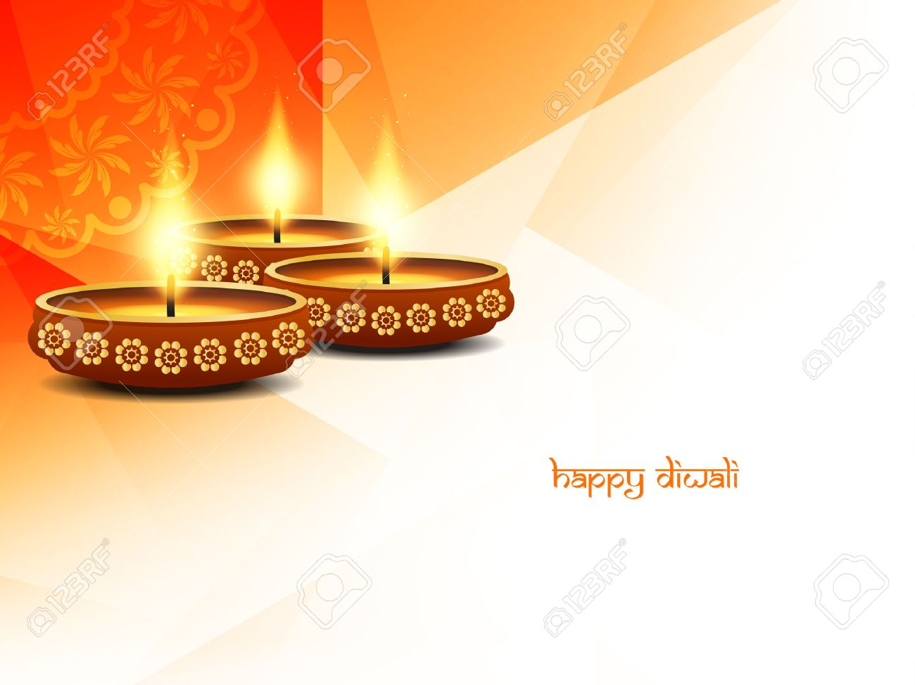 Deepavali Oil Lamp Instalampsus