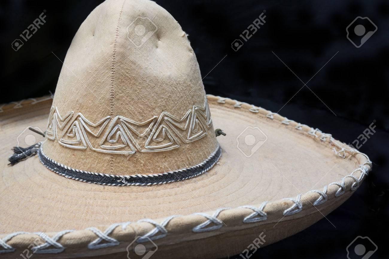 Authentic vintage mexican sombrero hat stock photo picture jpg 1300x866  Authentic mexican sombrero hats b4f2b75d4d1