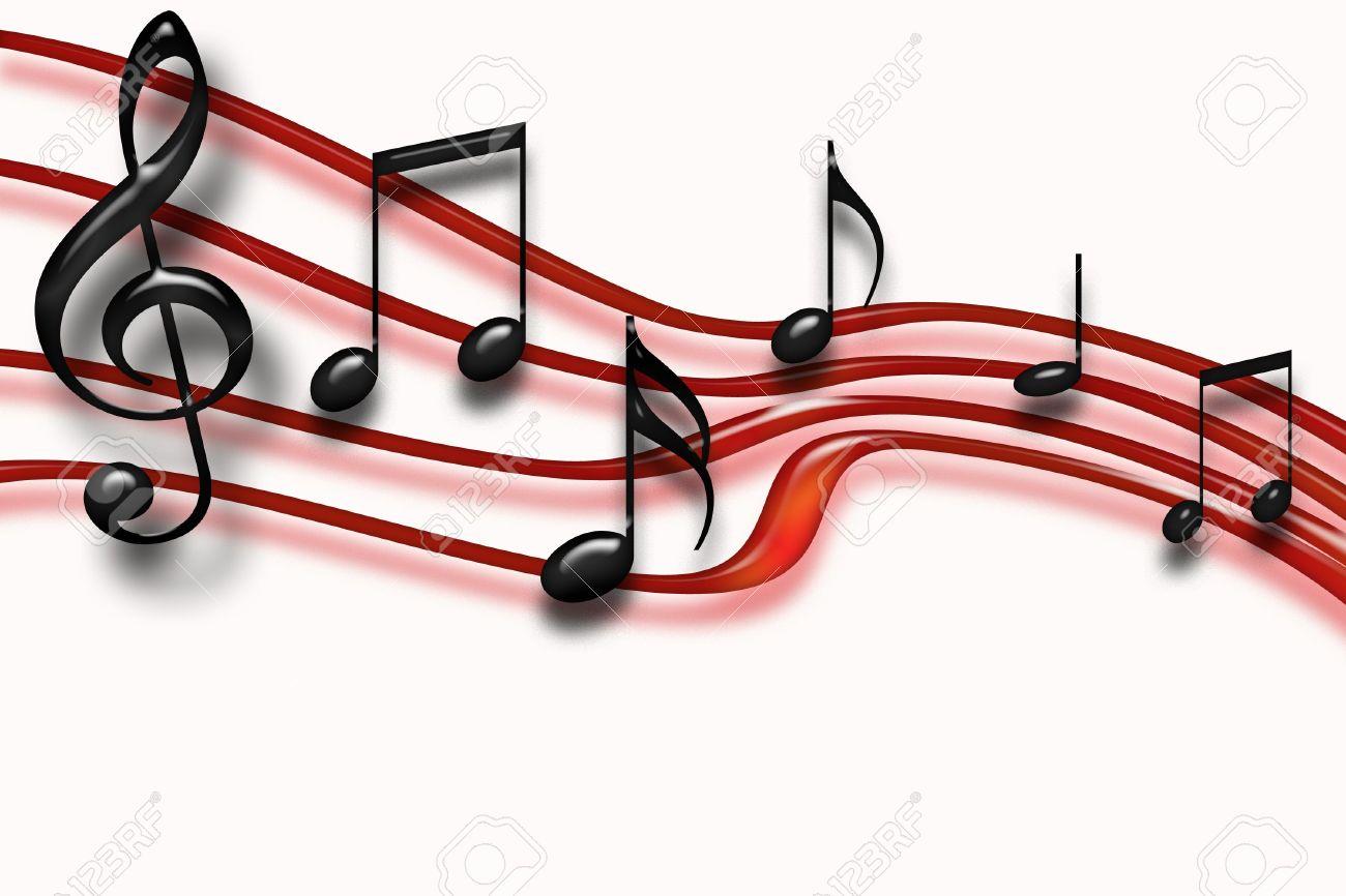 Musical Staff Stock Photo - 4288500