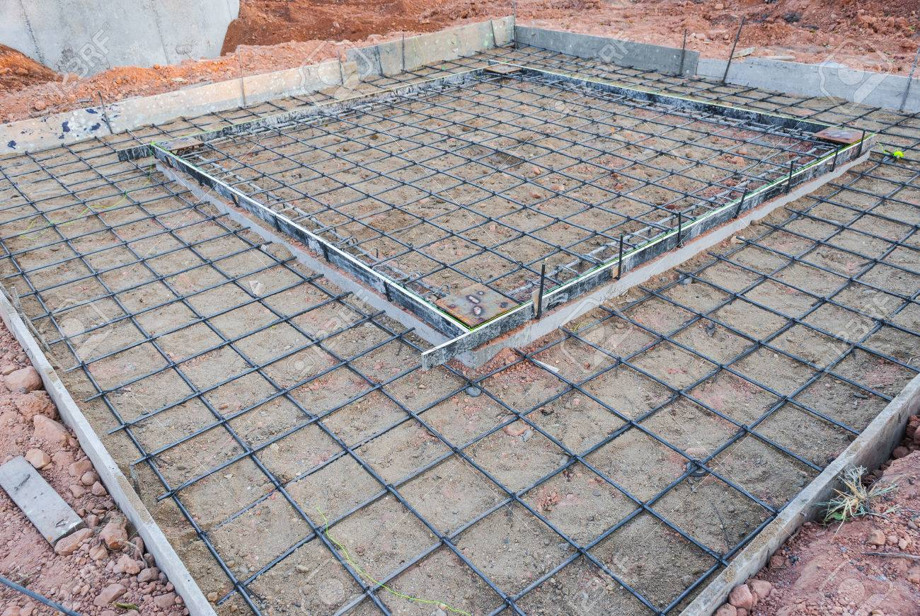 Steel Wire Mesh for Concrete Floor in Construction Site