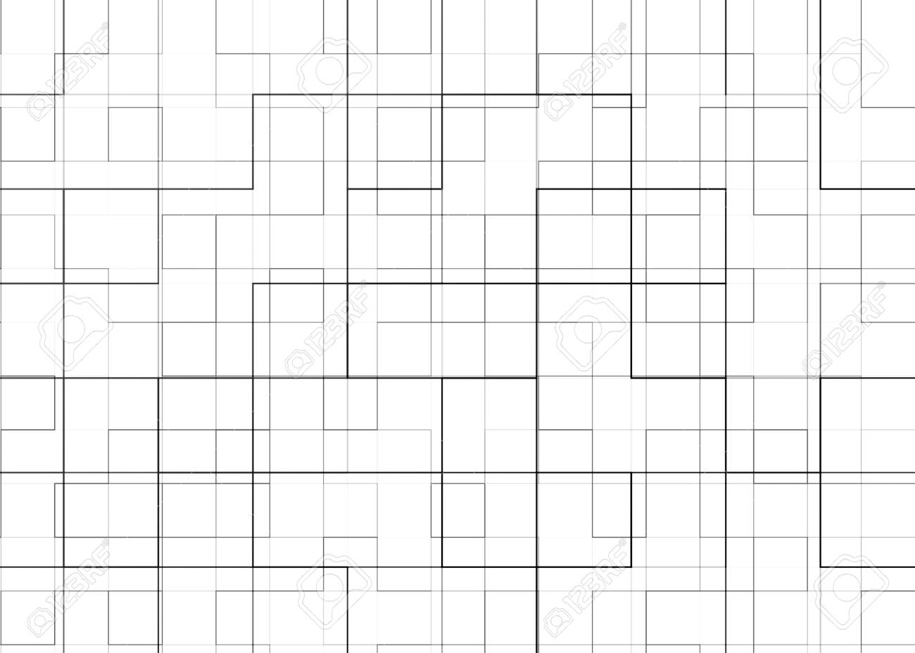 Circuit Board. High-tech Technology On White Background. 3d Pattern ...