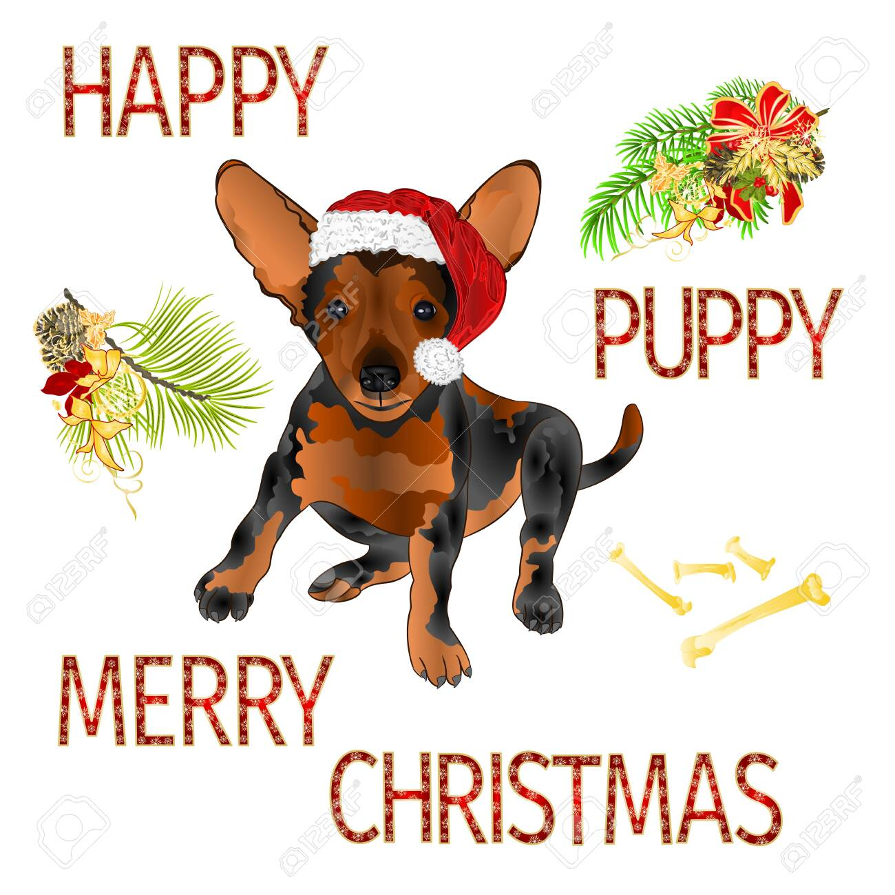Free Puppy Clip Art Pictures - Clipartix