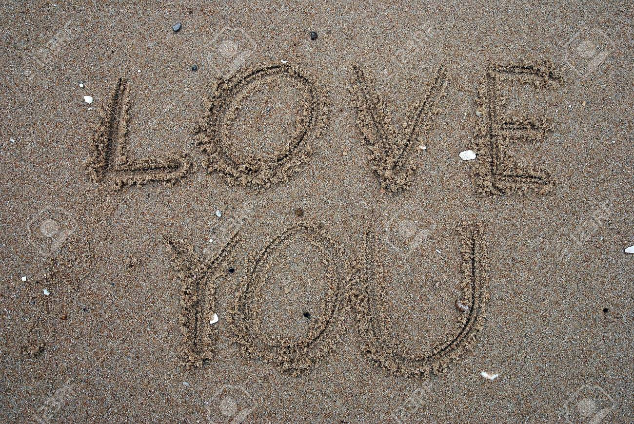 Love you Stock Photo - 9509754