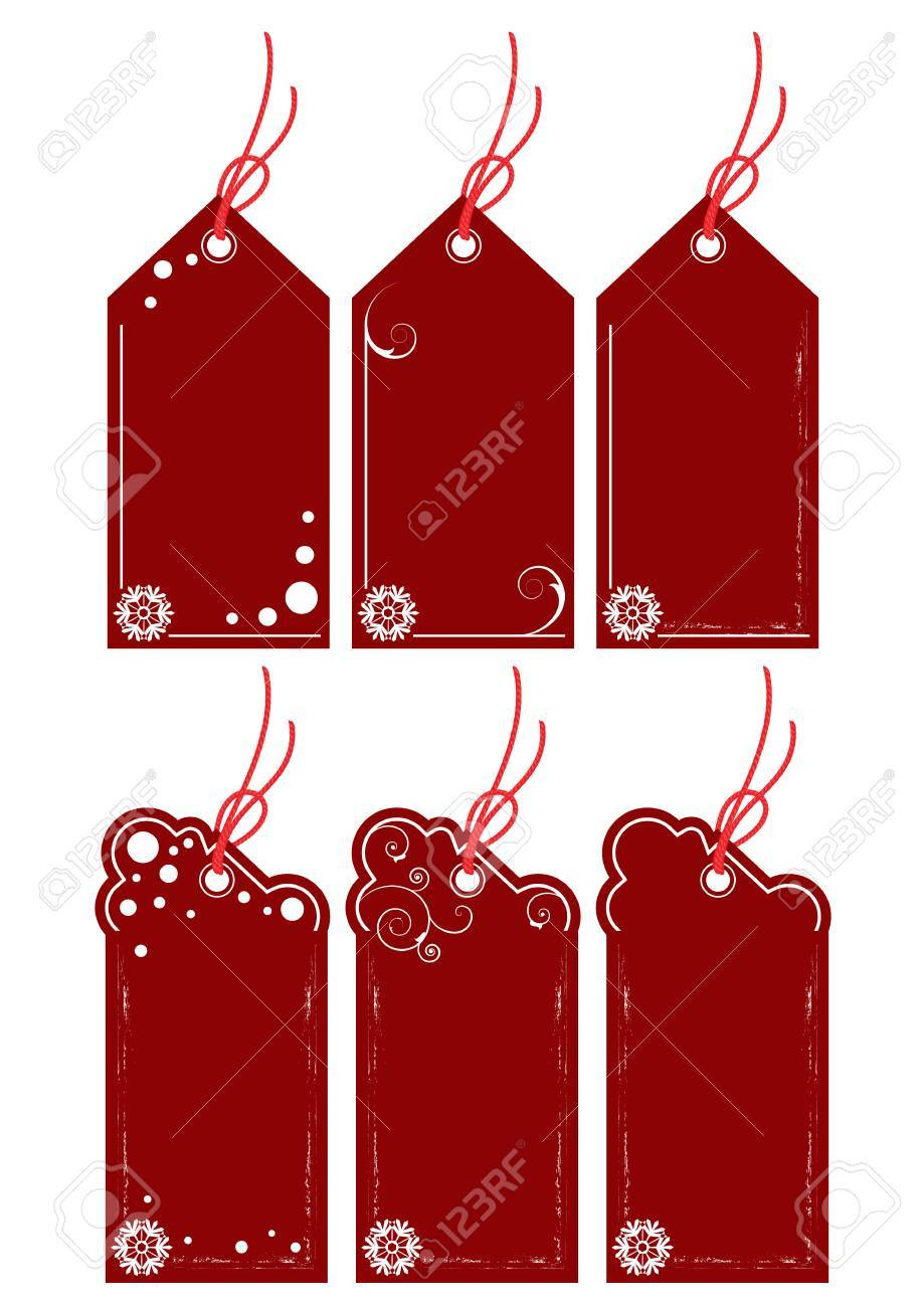 set of the price tags Stock Vector - 3838626