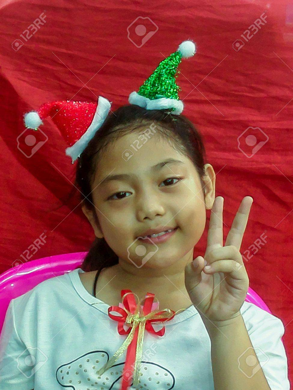 Little Video Clip Congratulations And Greeting Friends On Christmas