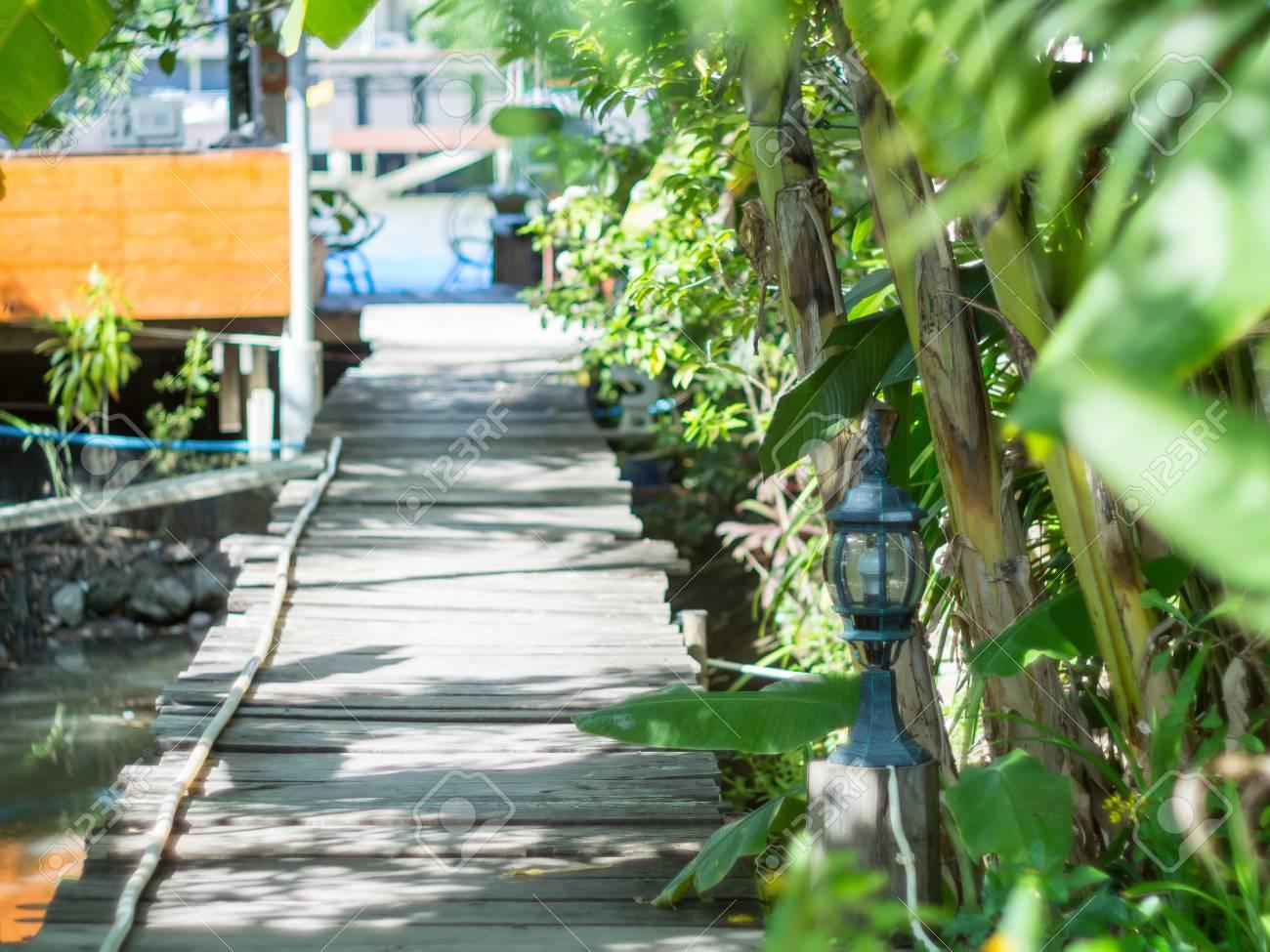 Holzbrücke Im Garten Mit Gartengenuss Ist Die Ultimative