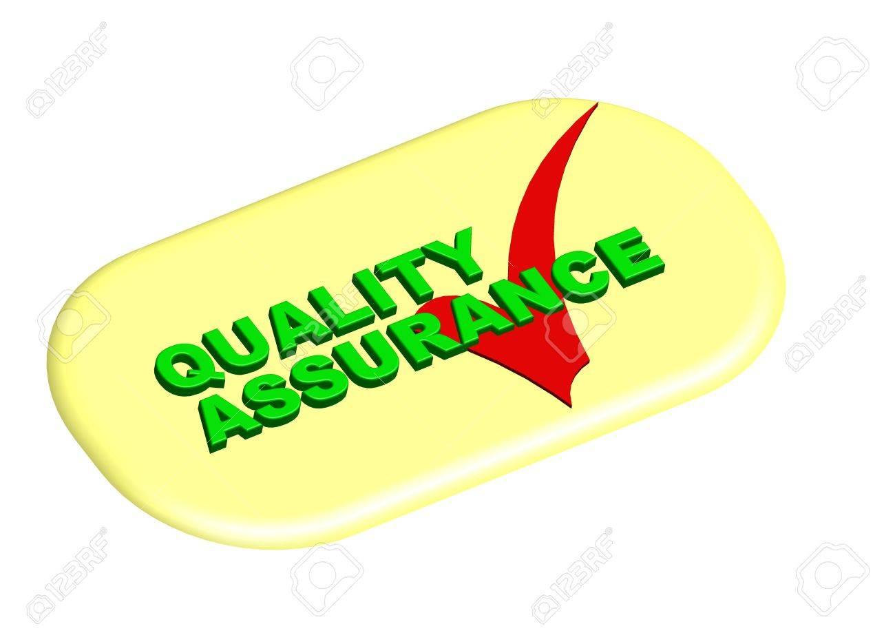 Quality Assurance Stock Photo - 9383815