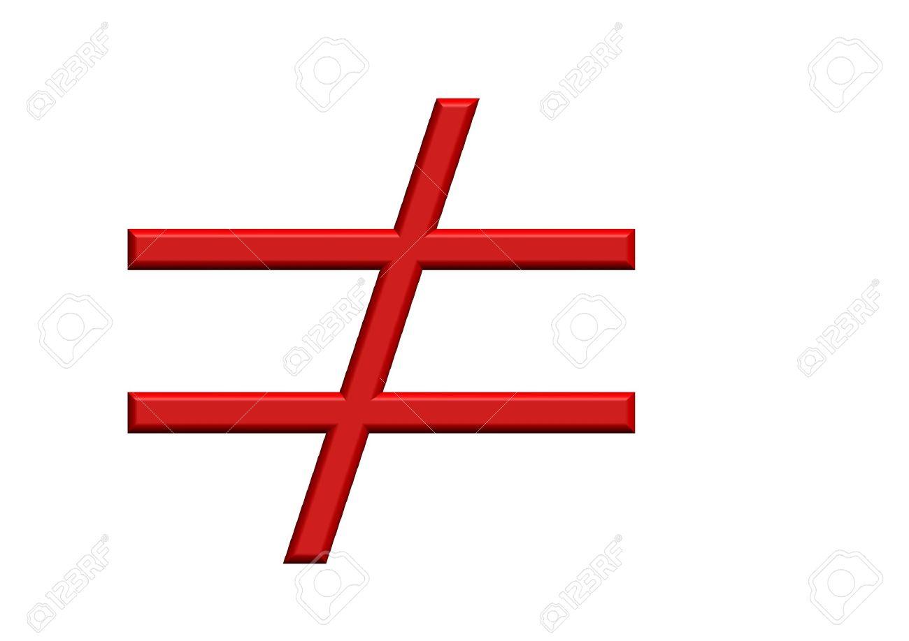Simbolo De Igual Imágenes De Archivo, Vectores, Simbolo De Igual ...