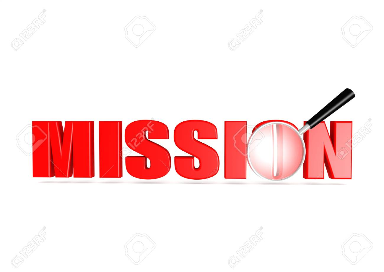 Looking for mission Stock Photo - 15467794