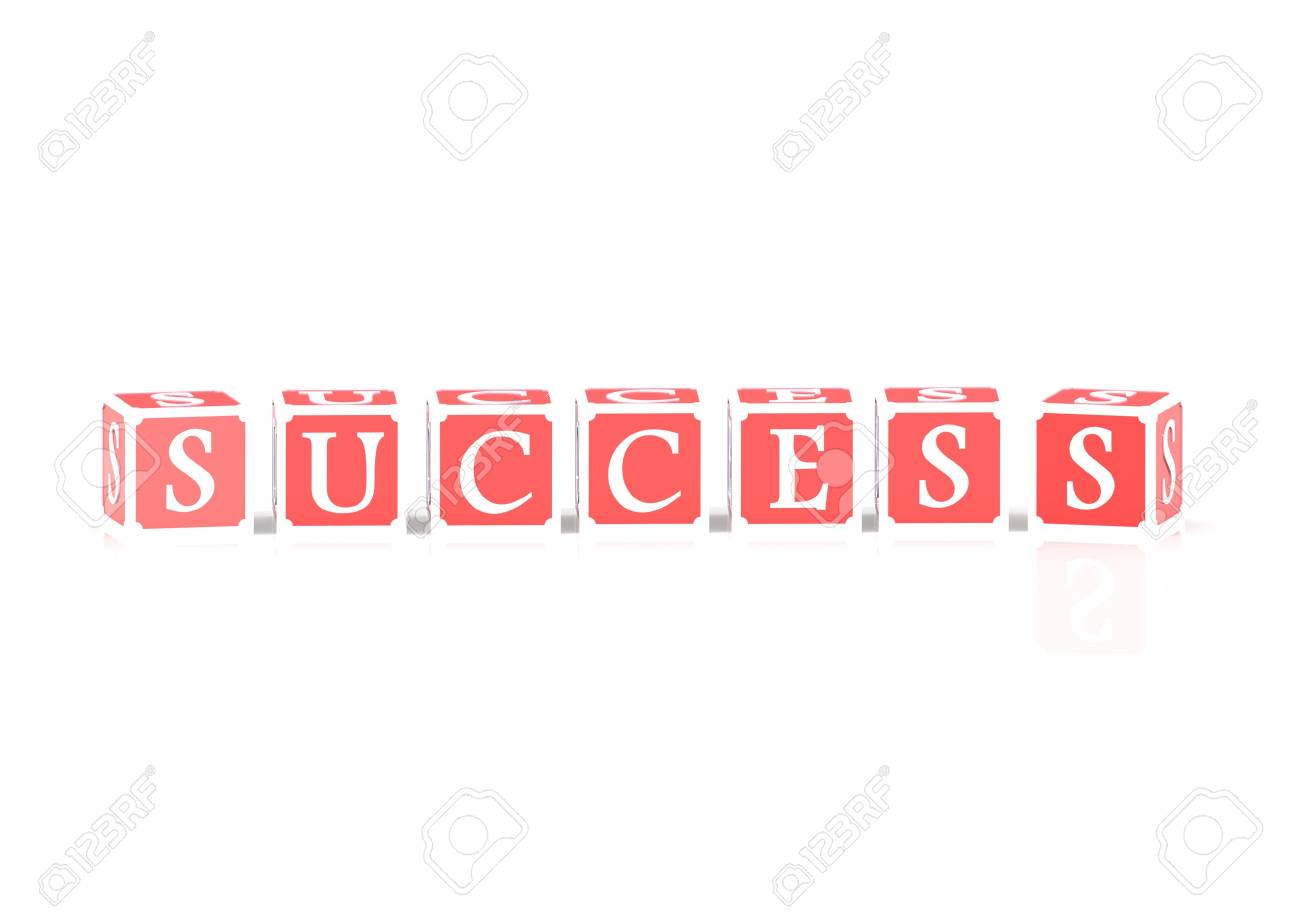 Success buzzword. Stock Photo - 16254862