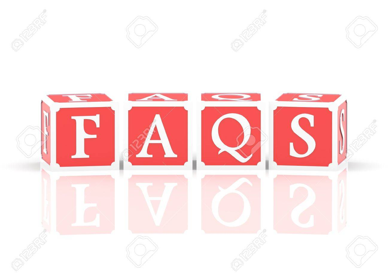 FAQS Stock Photo - 16932012