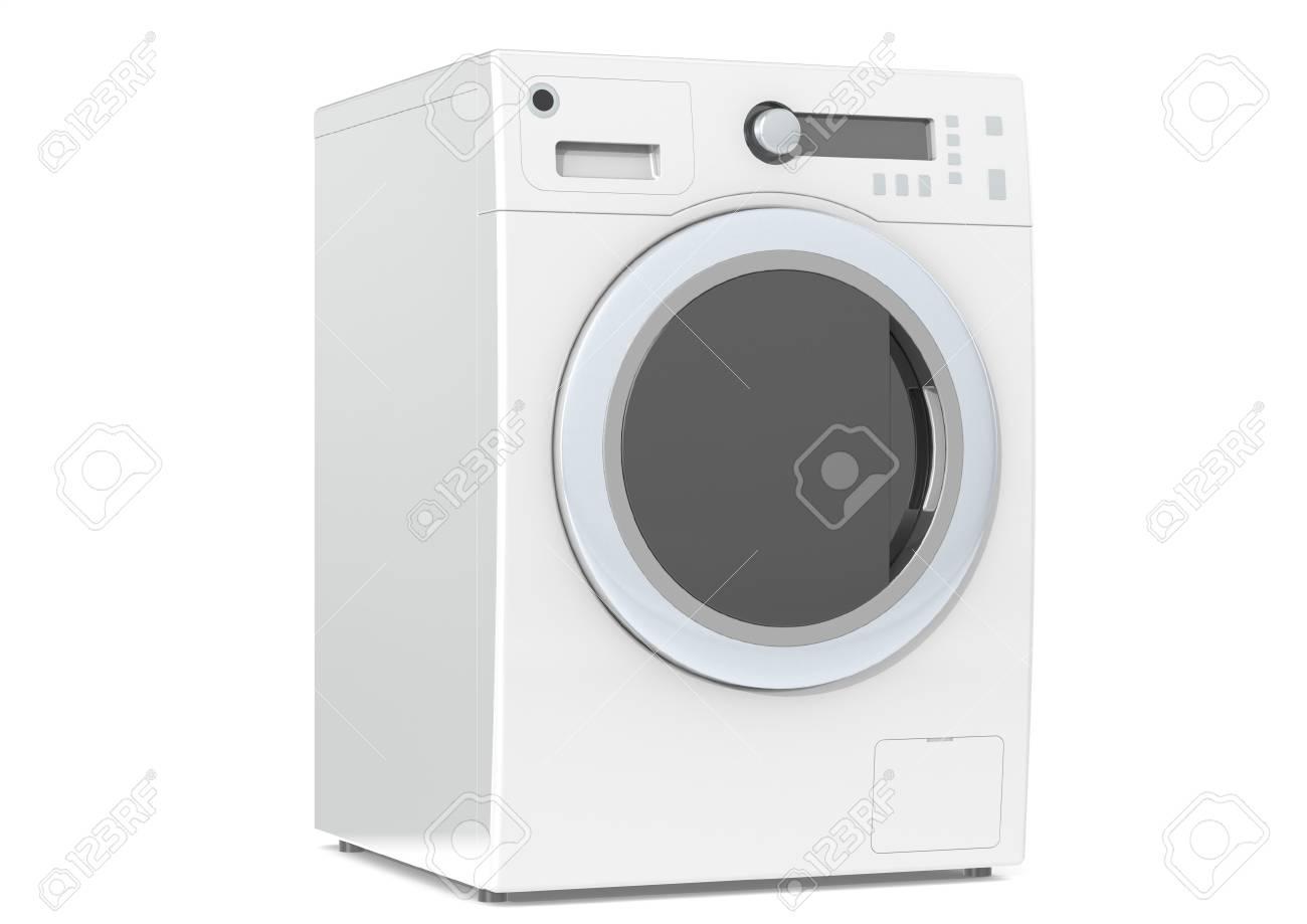 Washing machine Stock Photo - 17462046