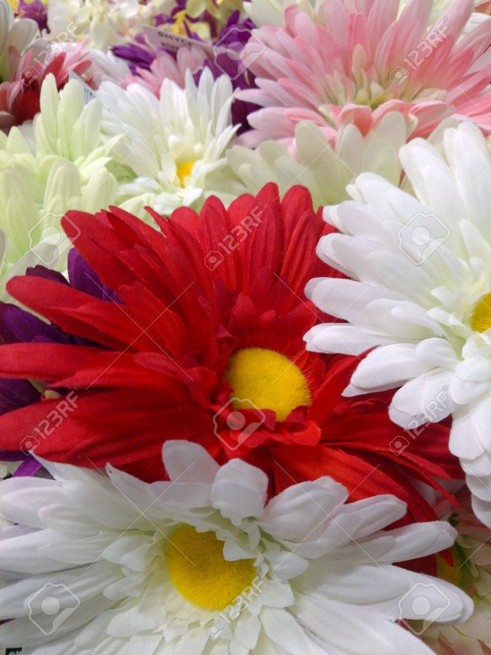 Beautiful fake flowers stock photo picture and royalty free image beautiful fake flowers stock photo 18822237 izmirmasajfo Choice Image