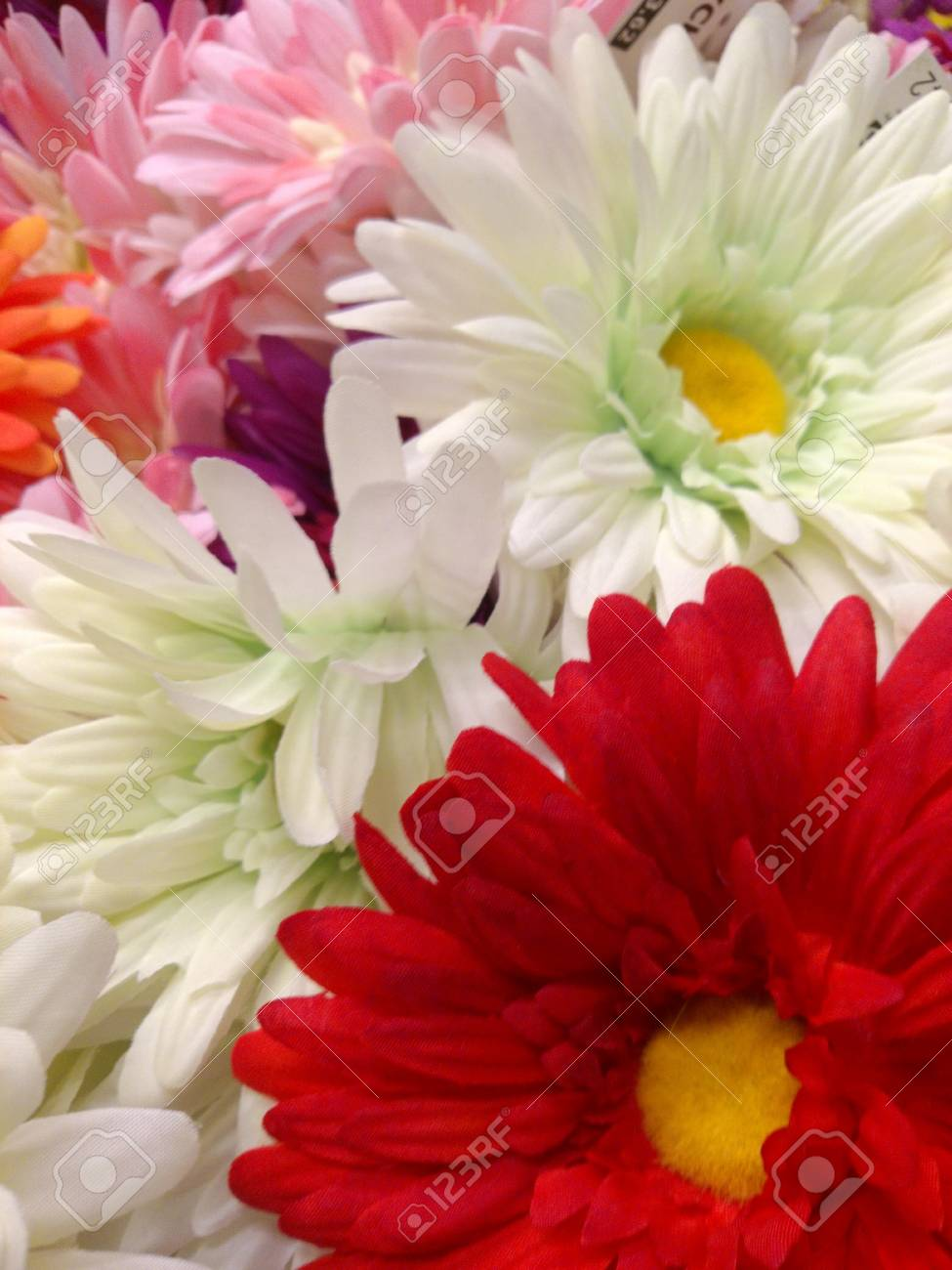 Beautiful fake flowers stock photo picture and royalty free image beautiful fake flowers stock photo 18822239 izmirmasajfo