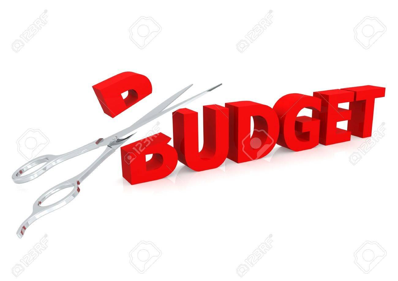 Scissor and budget - 19180231