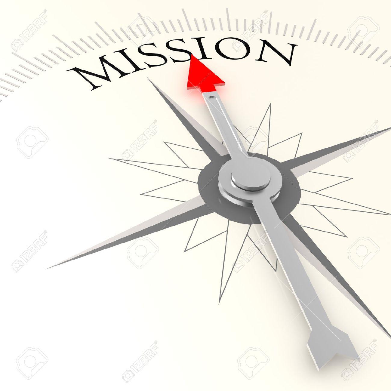 Mission compass - 33973937