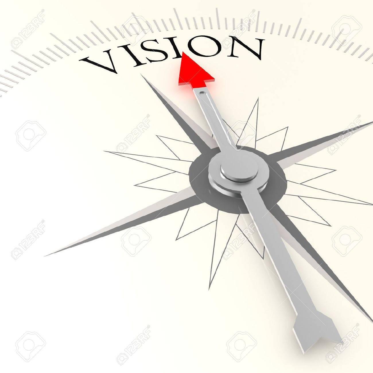 Vision campass - 34064309